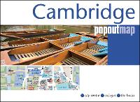 Cambridge PopOut Map - PopOut Maps (Sheet map, folded)