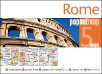 Rome PopOut Map - PopOut Maps (Sheet map, folded)