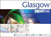Glasgow PopOut Map - PopOut Maps (Sheet map, folded)
