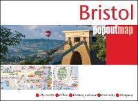 Bristol PopOut Map - PopOut Maps (Sheet map, folded)