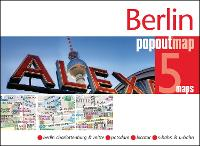 Berlin PopOut Map - PopOut Maps (Sheet map, folded)