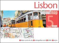 Lisbon PopOut Map