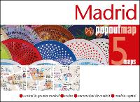 Madrid PopOut Map - PopOut Maps (Sheet map, folded)