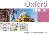 Oxford PopOut Map - PopOut Maps (Sheet map, folded)