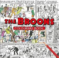 Broons Colouring Book (Paperback)