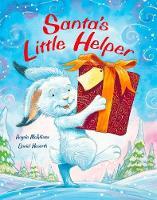 Santa's Little Helper (Paperback)
