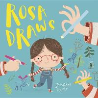 Rosa Draws (Hardback)