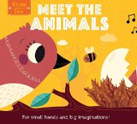 Slide and See: Meet the Animals