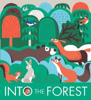 Into The Forest (Board book)