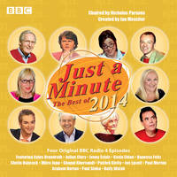 Just a Minute: The Best of 2014: Four episodes of the BBC Radio 4 comedy panel game (CD-Audio)