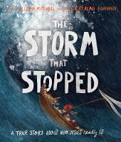 The Storm That Stopped: A true story about who Jesus really is - Tales that Tell the Truth (Hardback)