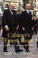 Cabinet's Finest Hour: The Hidden Agenda of May 1940 (Paperback)