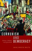 Communism and Democracy