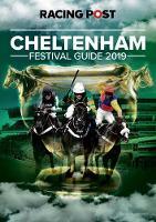 Racing Post Cheltenham Festival Guide 2019 (Paperback)