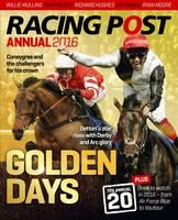 Racing Post Annual 2016 (Paperback)
