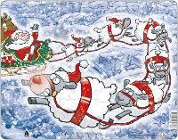 Jig-So Nadolig Llawen!!/Merry Christmas!!