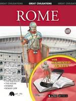 Rome (Augmented Reality): Great Cicilisations (Hardback)