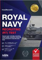 Royal Navy Recruiting Test 2015/16: Sample Test Questions for Royal Navy Recruit Tests - Testing Series (Paperback)