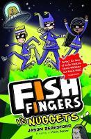 Fish Fingers vs Nuggets - Fish Fingers (Paperback)