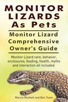 Monitor Lizards as Pets