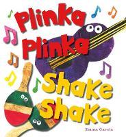 Plinka Plinka Shake Shake (Hardback)