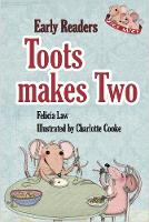 Toots makes Two - Dice Mice Readers (Paperback)