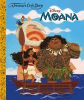 A Treasure Cove Story - Moana (Hardback)