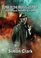 Case of the Bedevilled Poet: A Sherlock Holmes Enigma - Newcon Press Novellas 1 (Hardback)