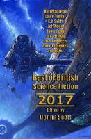 Best of British Science Fiction 2017 (Hardback)