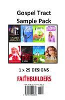 Gospel Tract Sample Pack - Faithbuilders Gospel Tracts