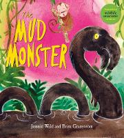 The Mud Monster - The Five Flamingos (Paperback)
