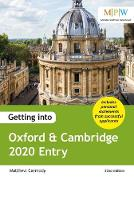 Getting into Oxford & Cambridge 2020 Entry (Paperback)