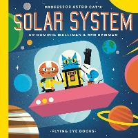 Professor Astro Cat's Solar System - Professor Astro Cat (Hardback)