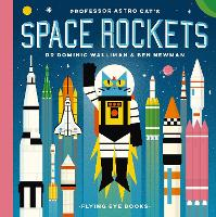 Professor Astro Cat's Space Rockets - Professor Astro Cat (Hardback)