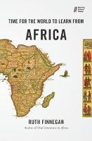 Time for the World to Learn from Africa (Paperback)