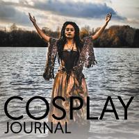The Cosplay Journal: 1 (Paperback)