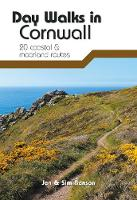 Day Walks in Cornwall: 20 coastal & moorland routes - Day Walks 13 (Paperback)