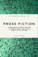 UEA Creative Writing Anthology Prose Fiction 2018