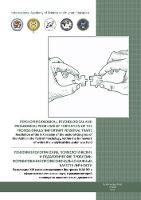 """""""PSYCHOPHYSIOLOGICAL, PSYCHOLOGICAL AND PEDAGOGICAL PROBLEMS OF FORMATION OF THE PROFESSIONALLY IMPORTANT PERSONAL TRAITS"""" Resolution of the XIX session of the sectoral Congress of the IASHE in the field of Psychology, within the framework of which the analytical discussion was held (Paperback)"""