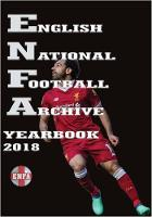 English National Football Archive Yearbook 2018 (Paperback)