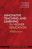 Innovative Teaching and Learning in Higher Education - Learning in Higher Education (Paperback)