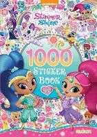 Shimmer & Shine 1000 Sticker Book (Paperback)