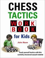 Chess Tactics Workbook for Kids (Hardback)