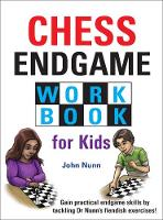 Chess Endgame Workbook for Kids (Hardback)