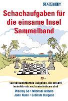 Schachaufgaben fur die einsame Insel Sammelband (Paperback)