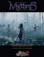 Mythras Imperative: An Introductory Rule Set for Mythras and d100 Roleplaying (Paperback)