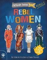 Rebel Women - Fashion Paper Dolls (Paperback)