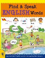 Find & Speak English Words - Find & Speak (Paperback)