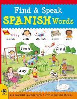 Find & Speak Spanish Words - Find & Speak (Paperback)