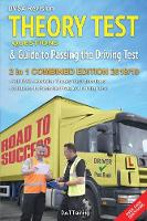 DVSA revision theory test questions and guide to passing the driving test: 2 in 1 combined edition 2018/19 (Paperback)